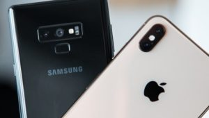 Interessantes Warentest-Video: iPhone XS Max tritt gegen Galaxy Note 9 an