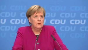 Folgen der Hessen-Wahl: Angela Merkel will sich aus der Politik zurückziehen