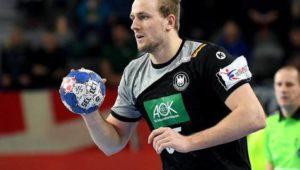WM-Ausfall von Kühn schockt deutsche Handballer