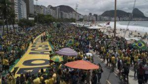 Brasilien: Tausende demonstrieren für Bolsonaro