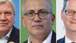 Hessen-Landtagswahl – Spitzenkandidat der Grünen: Wer ist Tarek Al-Wazir?