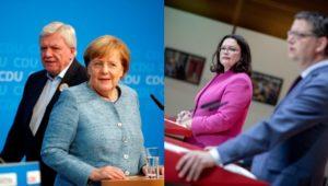 Landtagswahl in Hessen: CDU und SPD fürchten Wahlbeben