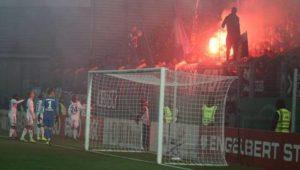 Pyro-Ärger trübt HSV-Freude über Pokalerfolg