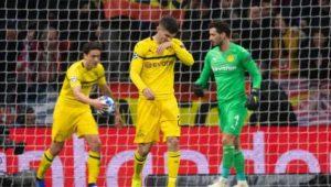 BVB-Serie reißt: 0:2 bei Atlético erste Pleite unter Favre