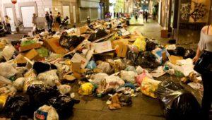 Die Rückkehr der Müllkrise