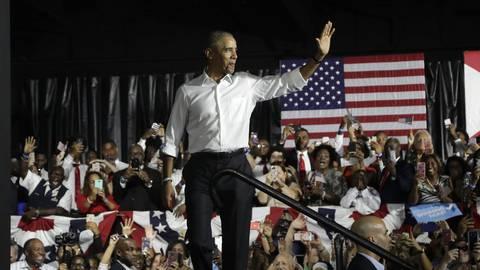 Obama wirft Trump Panikmache bei Migration vor