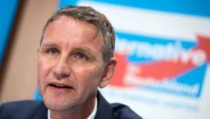 Höcke will Thüringer AfD-Vorsitzender bleiben