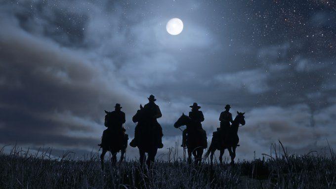 """""""Red Dead Redemption 2"""" im Test: Die letzten Revolverhelden bäumen sich auf"""