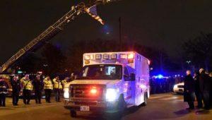 Vier Tote bei Schüssen auf Krankenhausgelände in Chicago