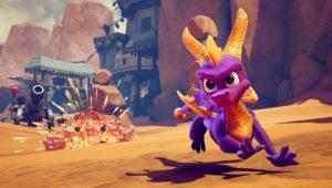 """Gelungenes Remake: """"Spyro Reignited Trilogy"""" macht Spaß"""
