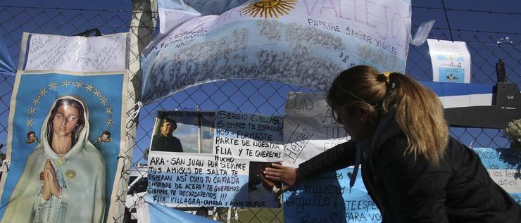 Argentinien stellt Suche nach Überlebenden ein