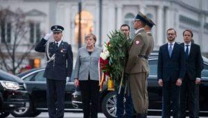 Merkel und Polens Regierungschef betonen Nähe