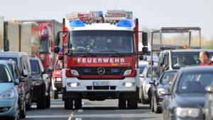 Rettungsgassen bei 80 Prozent aller Einsätze blockiert