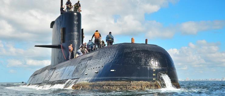Explosion am Tag des Verschwindens des vermissten U-Bootes