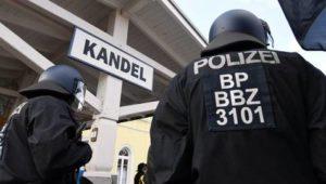 Erneut Demonstrationen in Kandel