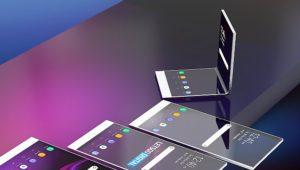 Sehr transparentes Konzept: Auch Sony faltet Smartphones
