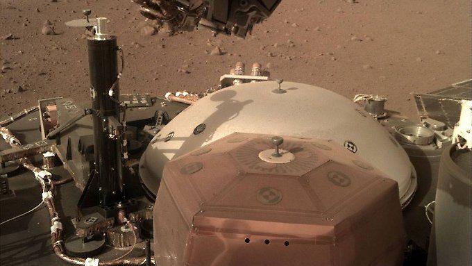 """""""Wirklich außerirdisch"""": So hört es sich auf dem Mars an"""