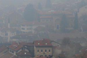 Sarajevo ist die schmutzigste Stadt der Welt