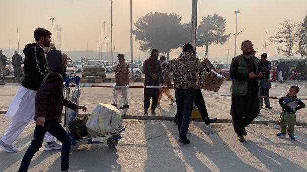 Sammelabschiebung nach Afghanistan: 14 Männer abgeschoben