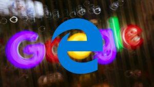 Google sagt, wo's langgeht: Microsoft verchromt Edge-Browser
