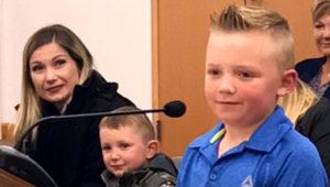 Neunjähriger kippt Schneeball-Verbot in US-Gemeinde