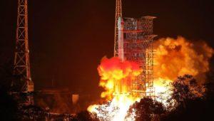 Sonde soll Gemüseanbau prüfen: China bricht zur Rückseite des Mondes auf
