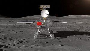 Landung in zwei Wochen: China macht sich auf Weg zu Mond-Rückseite