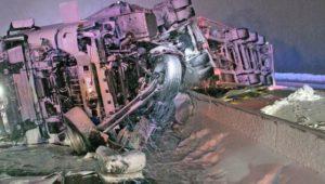 Schneechaos auf deutschen Autobahnen, Katastrophenfall in Berchtesgaden