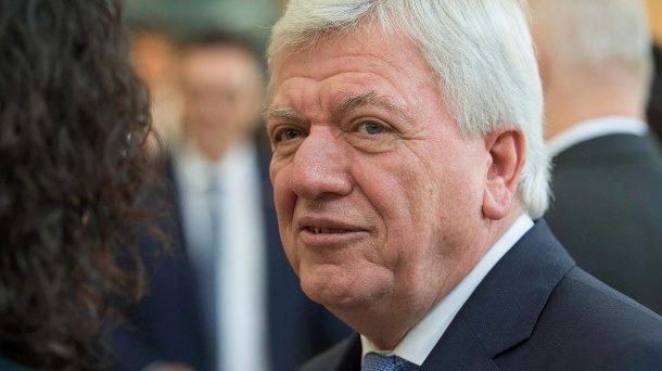 Landtag wählt Bouffier zum Ministerpräsidenten von Hessen