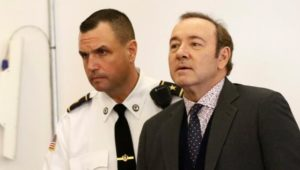 Kevin Spacey wegen sexuellen Übergriffs angeklagt