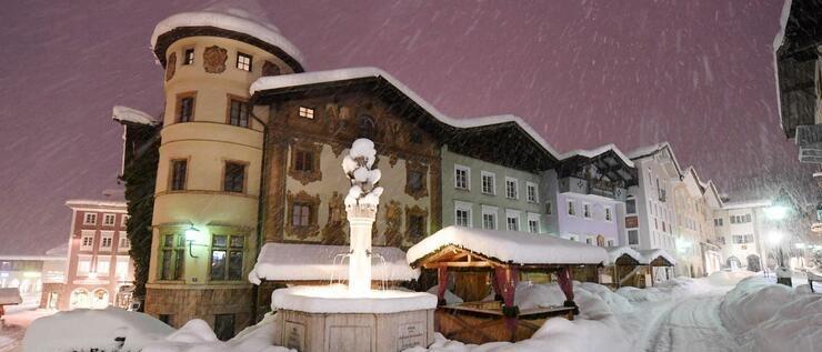 Die magische Kraft des Schnees