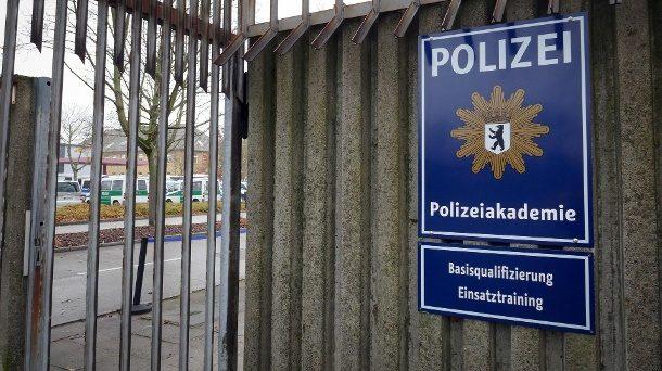 Neuer Vorfall an skandalgeplagter Berliner Polizeischule
