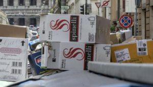 Rom kapituliert vor dem Müll