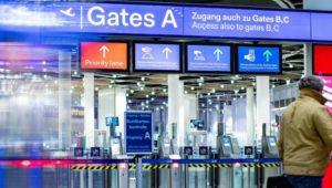 Hunderte Flüge wegen Warnstreiks gestrichen