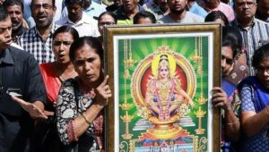 Toter und Verletzte bei Protesten gegen Frauen in Tempel