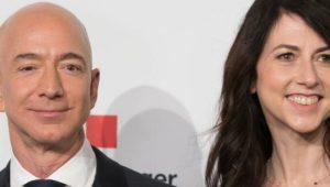 Amazon-Chef Jeff Bezos und Frau lassen sich scheiden